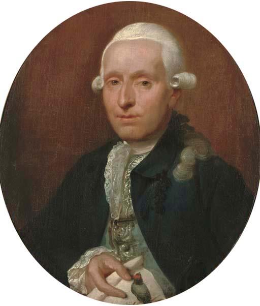 Aert Schouman (Dordrecht 1710-