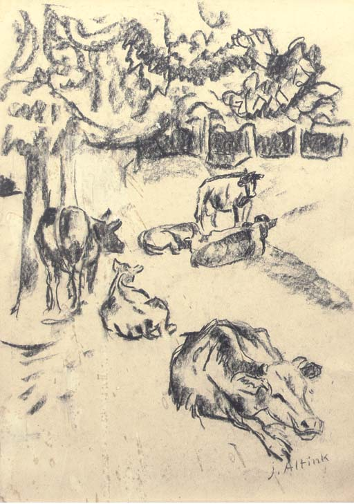 Jan Altink (Dutch, 1896-1978)