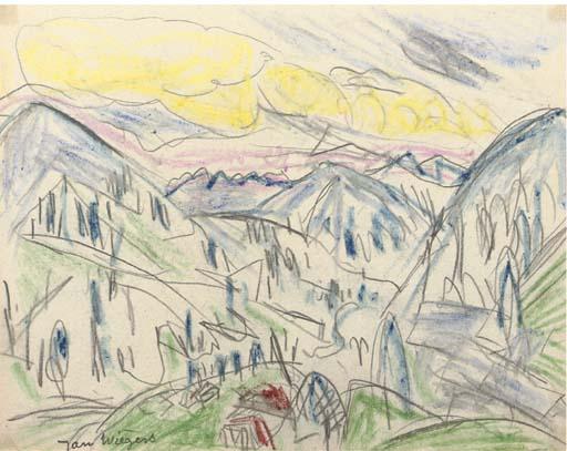Jan Wiegers (Dutch, 1893-1959)