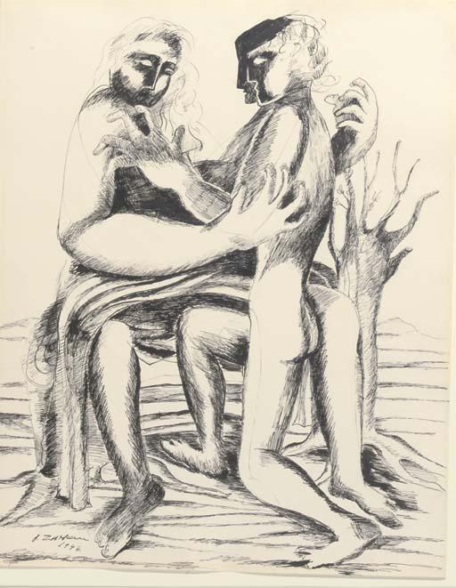 Ossip Zadkine (Russian/French, 1890-1967)