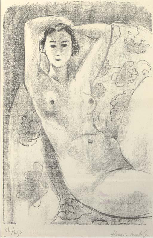 Henri Matisse (French, 1969-1954)