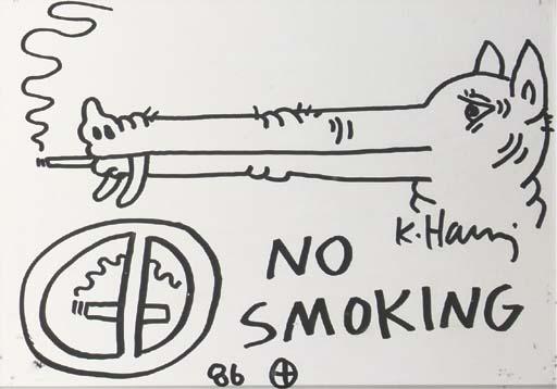 Keith Haring (American, 1958-1990)