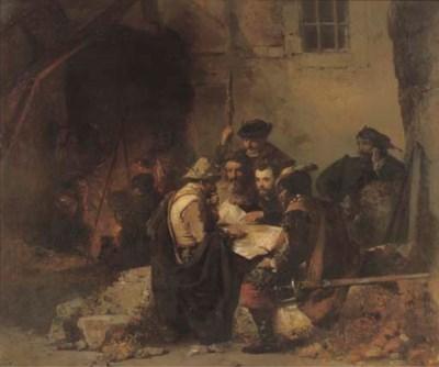 Petrus Marius Molijn (Dutch, 1