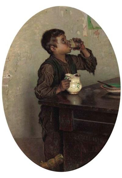 Orfeo Orfei (Italian, 1836-191