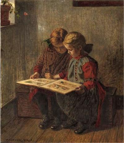 Walther Firle (German, 1859-19