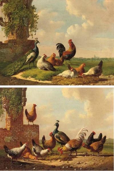 (2) Albertus Verhoesen (Dutch,