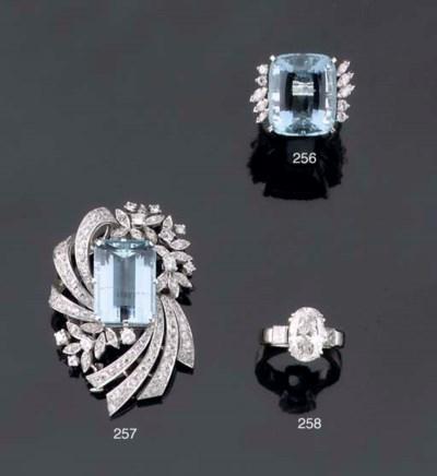 A DIAMOND RING, BY RÜSCHENBECK