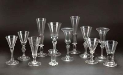 Twelve goblets