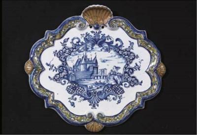 A Dutch Delft mixed-technique