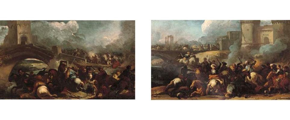 Marzo Masturzo (active c. 1670