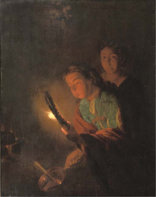 Attributed to Godfried Schalck