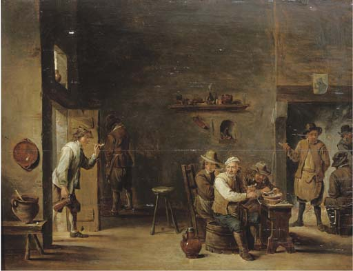 Follower of David Teniers II (
