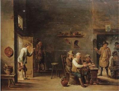 Follower of David Teniers II (