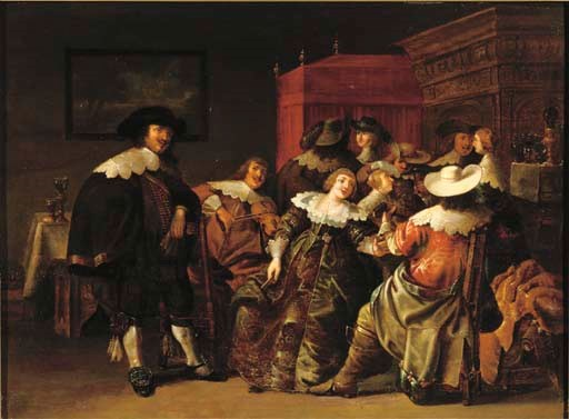 Anthonie Palamedesz. (Delft 16
