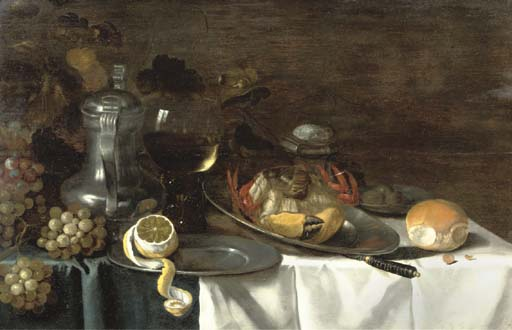 Follower of Pieter Claesz.