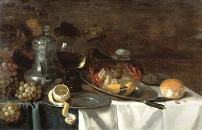 Follower of Pieter Claesz.