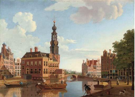 Hendrik Keun (Haarlem 1738-178