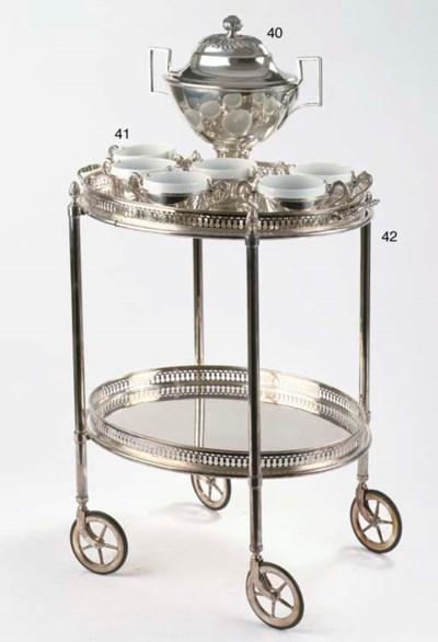 An Austro-Hungarian silver sou