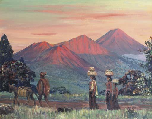 Leo Eland (DUTCH, 1884-1952)