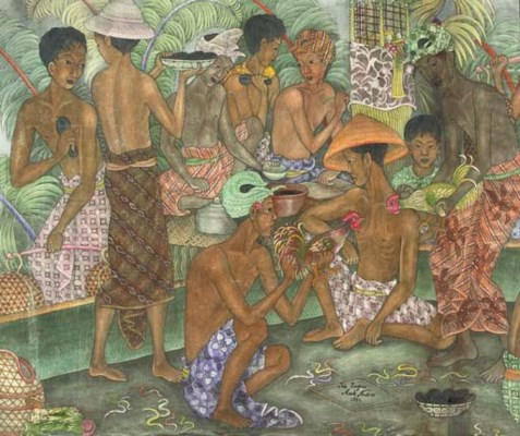 Ida Bagus Made Nadera (INDONES