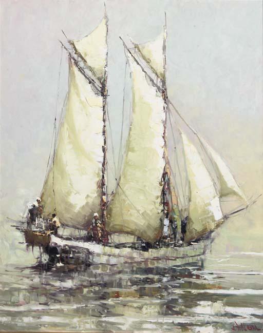 Frits Ohl (Dutch, 1904-1976)