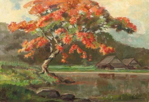 Ernest Dezentje (Dutch, 1884-1