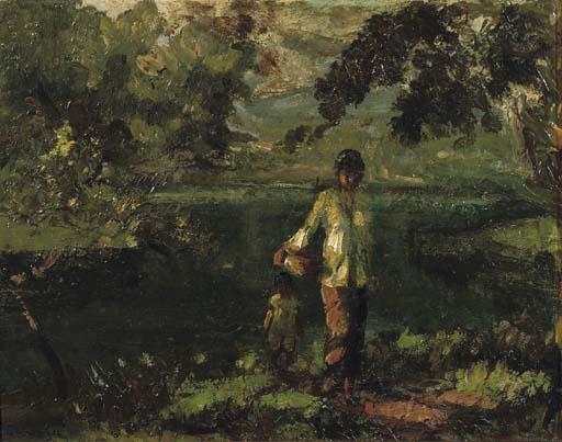 Ernst Dezentje (Dutch, 1885-19