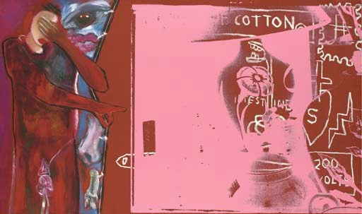 Jean-Michel Basquiat, Francesc