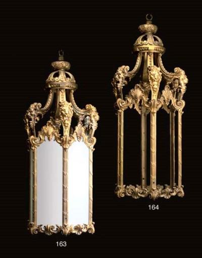 A monumental Regence style orm