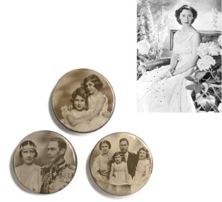 A set of three Royal Commemora