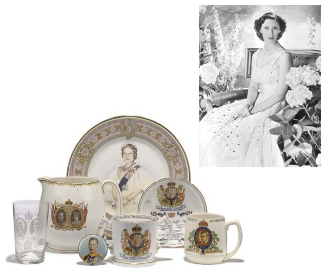 A COLLECTION OF ROYAL COMMEMOR