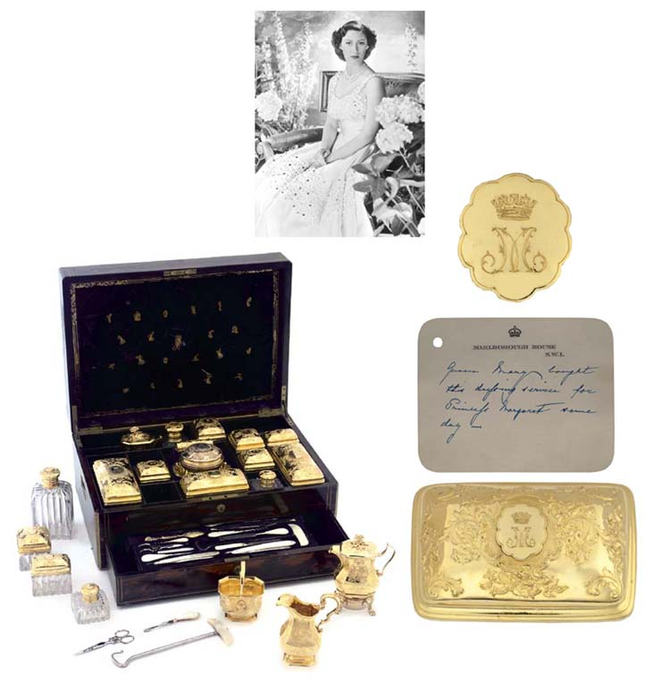 QUEEN MARY'S GIFT TO PRINCESS