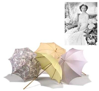 Princess Margaret's four paras