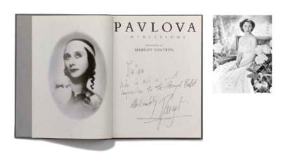 BALLET -- Pavlova Impressions.