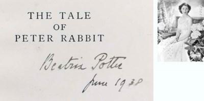 POTTER, Beatrix. The Tale of P
