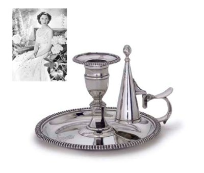 QUEEN ADELAIDE'S CHAMBER CANDL