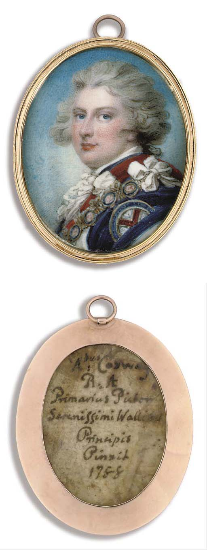 RICHARD COSWAY, R.A. (BRITISH, 1742-1821)
