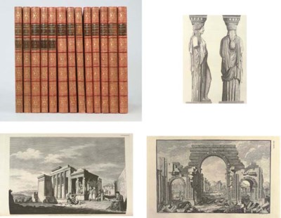ANTIQUITIES--A collection of 1