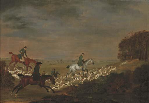 James Seymour (c.1702-1752)