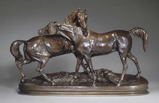 PIERRE-JULES MENE (1810-1879)