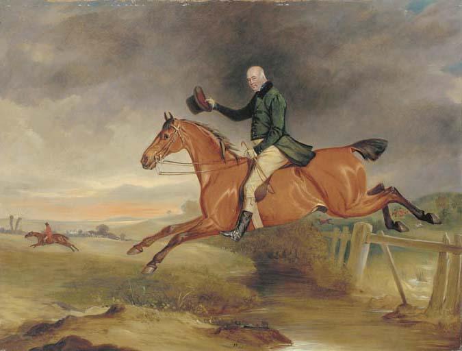 John Ferneley, Sen. (1782-1860