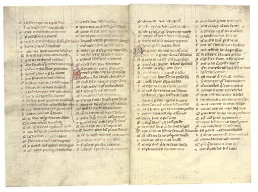 GUILLAUME DE LORRIS (fl. c.123