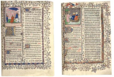 MISSAL, for the Use of Paris,