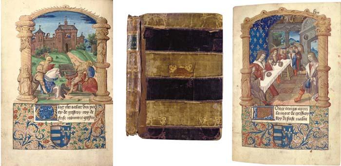 NICOLAS DE HOUSSEMAINE (c.1475