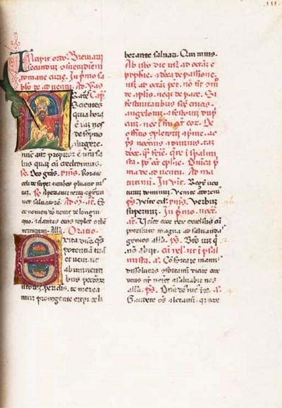 BREVIARY, use of Rome, in Lati