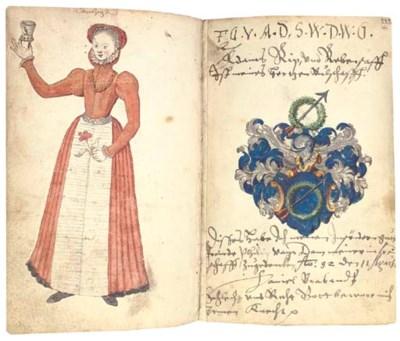 ALBUM AMICORUM of Philipp von
