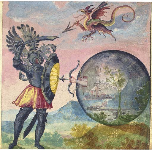 ALBUM AMICORUM of Johann Bapti