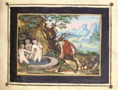 ALBUM AMICORUM of Wolf Eberhar