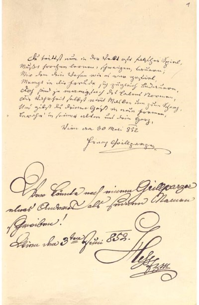 ALBUM AMICORUM of Adolf, Frieh