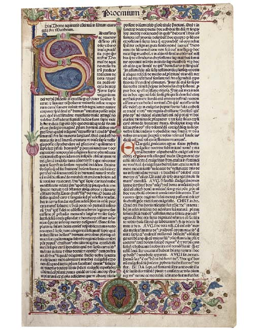 THOMAS AQUINAS (c.1225-1274).